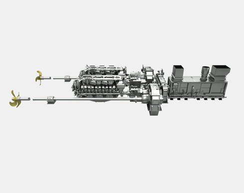Combined propulsion systems - RENK AG
